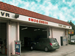 VR Smog Check Test Only Station Store Front
